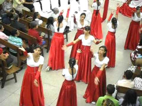 Grupo De Coreografia Labareda De Ferraz De Vasconcelos Cantando Fenomeno Da Bruna Karla video
