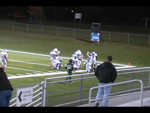 2009 High School Football - Mercyhurst Prep - Harborcreek Youth Services (Aaron Horton)