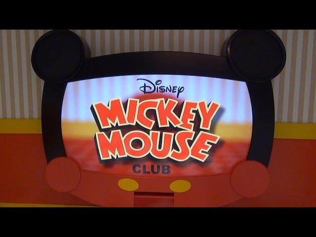 Mickey Mouse Club on Disney Magic Cruise Ship, Disney's Oceaneer's Club