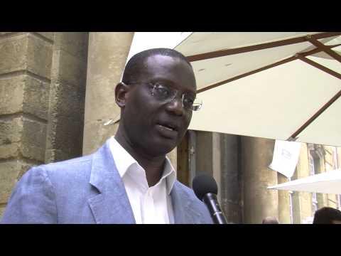 Interview de Tidjane Thiam #REaix2014