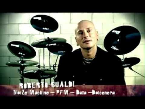Zildjian Pitch Black Cymbals Zildjian Pitch Black Tutorial