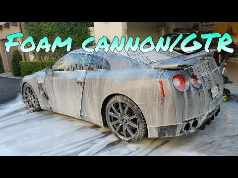 chemical guys foam cannon instructions