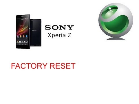 SONY XPERIA Z HARD RESET (how to unlcok pattern lock).........