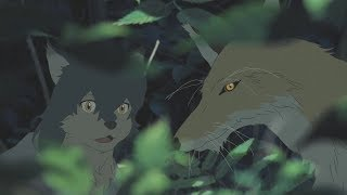 Wolf Children - Ame and Fox (HD)