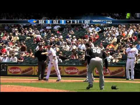 2010/05/26 Buehrle's ejection