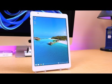 Teclast X98 Air 3G Review - Android & Windows Dual Booting Tablet