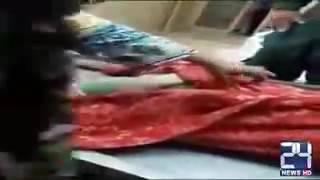 Qandeel Baloch Exclusive post martem Video