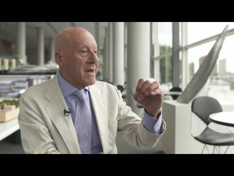 Lord Norman Foster on the future of cities