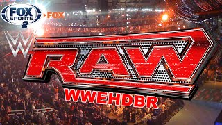 WWE Monday Night Raw 12 September 2016 Full Show Fox Sports 2 PT-BR