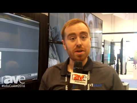 InfoComm 2016: DVIGear Talks About DisplayNet DN-100 Series