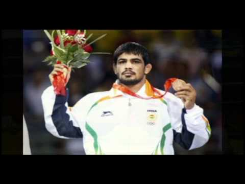 Sushil Kumar Won Silver medal in London Olympic 2012 - Sushil | Bronze by Yogeshwar