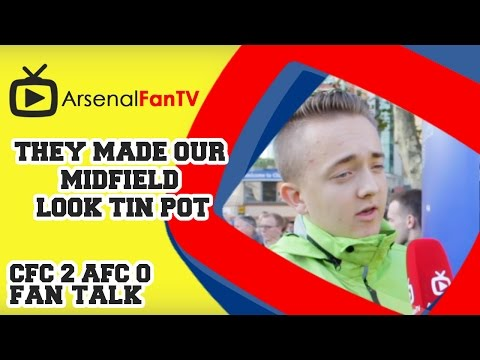 They Made Our Midfield Look Tin Pot - Chelsea 2 Arsenal 0