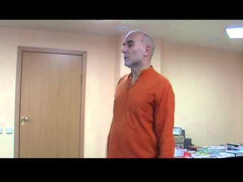 Илья Беляев. Часть 1. Семинар