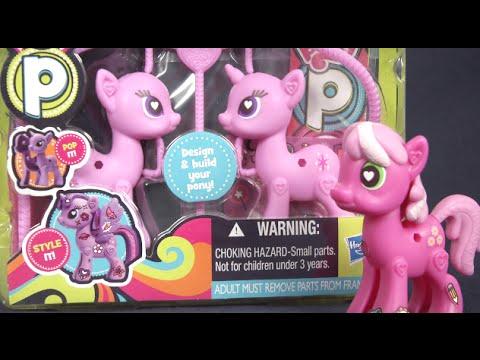 My Little Pony Pop Cheerilee & Princess Twilight Sparkle Starter Kits from Hasbro
