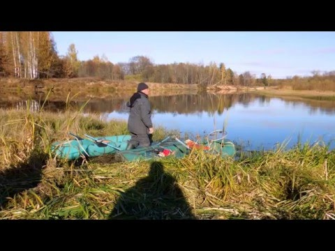 рыбалка ранней весной в западной сибири