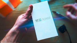Meizu M3 Note--Распаковка и советы.