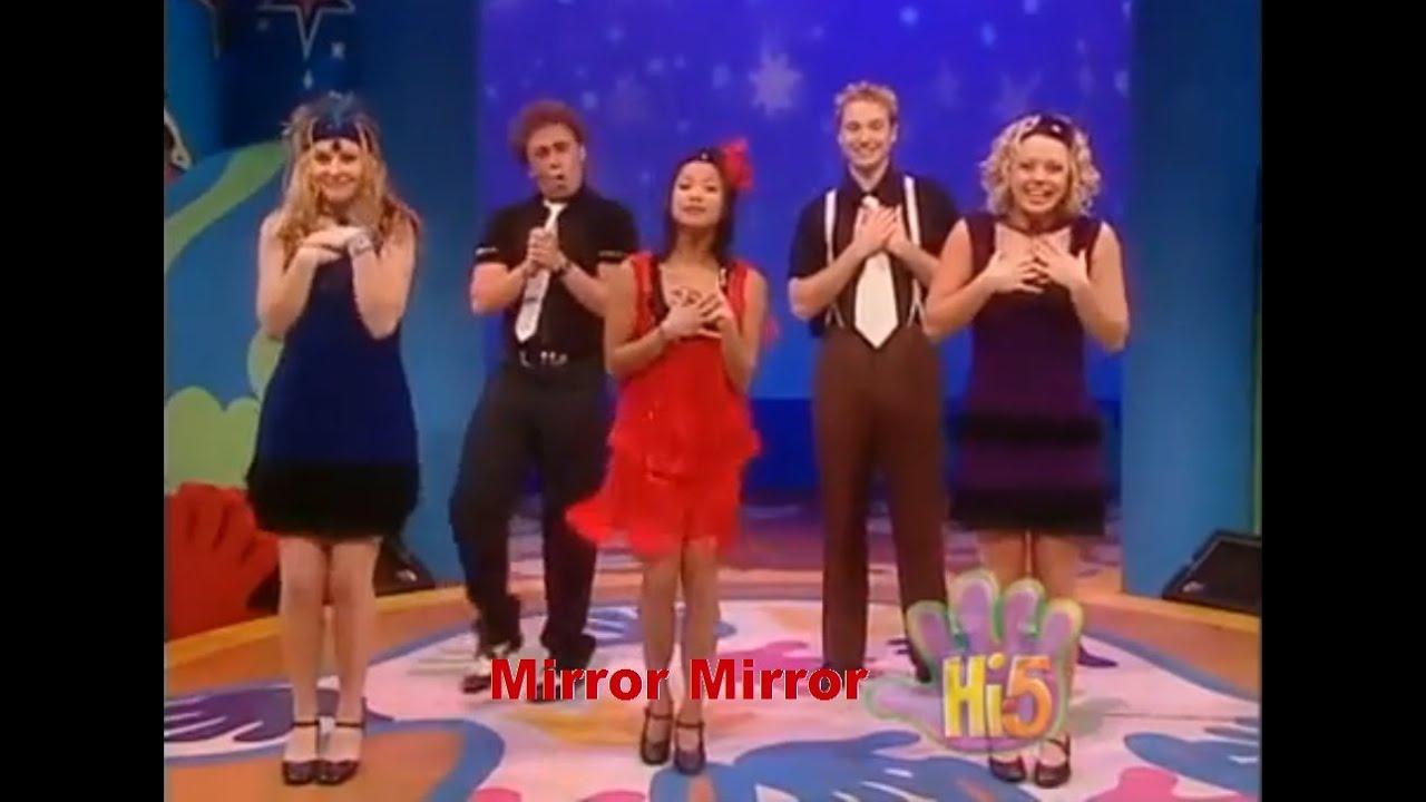 Hi 5 - Mirror Mirror (It's Me) - YouTube