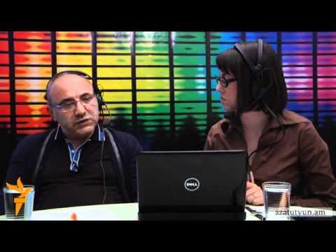 Մաքս TV. Գուրգեն Արսենյան