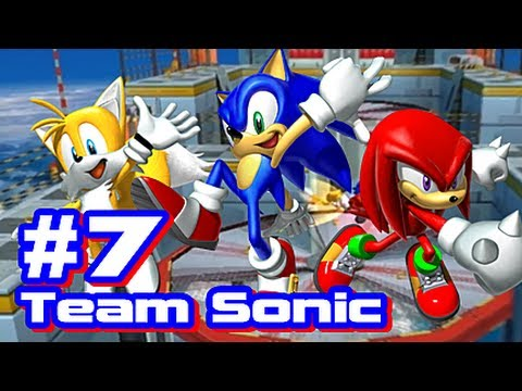 Let's Play Sonic Heroes - Team Sonic - Part 7 (Final)
