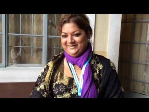 Ambiance cordiale à Port-Louis, assure Mehzabeen Caramtali du MMM