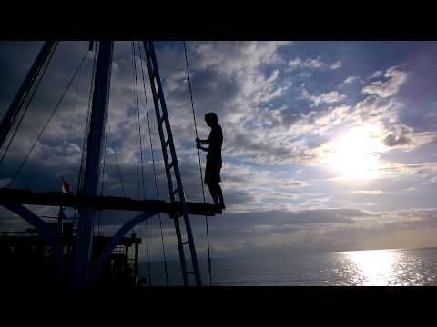 Komodo Island Jumping
