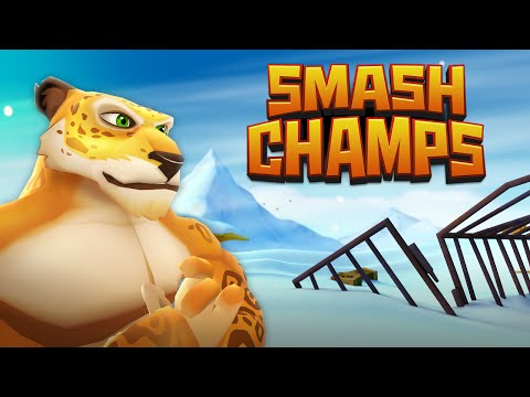 Smash Champs - Gameplay Trailer