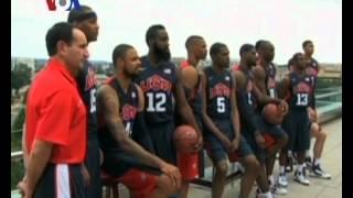 Seragam Tim Olimpiade AS buatan Cina - Liputan Berita VOA 18 Juli 2012