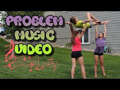 Problem Cheer and Gymnastics Music Video