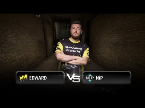 Edward vs NiP @ SLTV Star Series V
