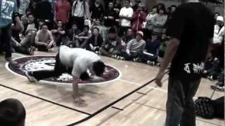 Bboy Vincanity Trailer 2011 (2nd Nature Crew)