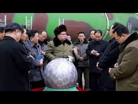 North Korea claims to have miniaturized nuclear warheads