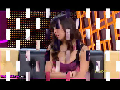 Sexy Cristina Pedroche   Grandes escotes de la mejor reportera Cristina Pedroche