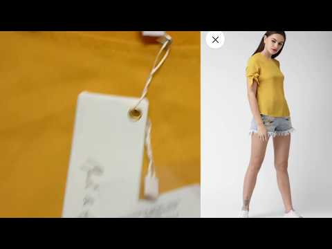 JABONG HAUL - PART 1 | BIG FASHION DAYS SALE | MAST & HARBOUR MUSTARD TOP | UNDER 350
