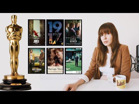 Oscar-díjra jelölt filmek 2020-ban & ahol meg tudod nézni őket