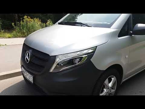 MERCEDES-BENZ VITO 111 CDI FURGON Na AUTO-TURYSTYKA.PL