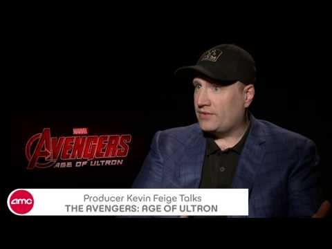 Kevin Feige Chats THE AVENGERS: AGE OF ULTRON
