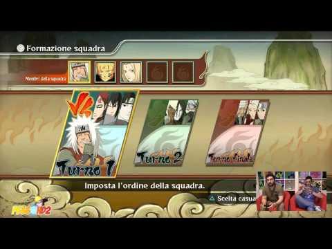 Naruto Shippuden Ultimate Ninja Storm Revolution - New Ougi's / New Maps /  Vs Gameplay