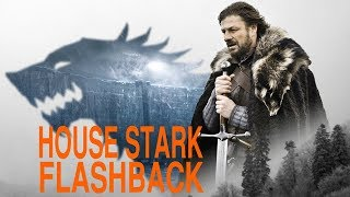 (GOT) Remembering House Stark | Theme And Music