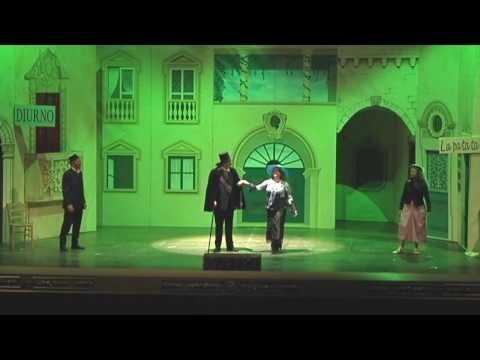 IL CONTE DI MONTESARDO – 15/06/2010 Teatro POLITEAMA GRECO