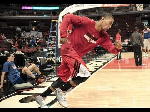 Derrick Rose - The Rise, The Pain, The Return (2k13) video