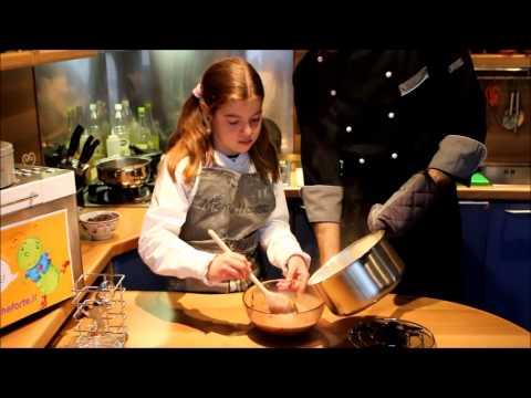 Cosa preparare per merenda ai bambini. Che Forte! Corso di cucina online per bambini