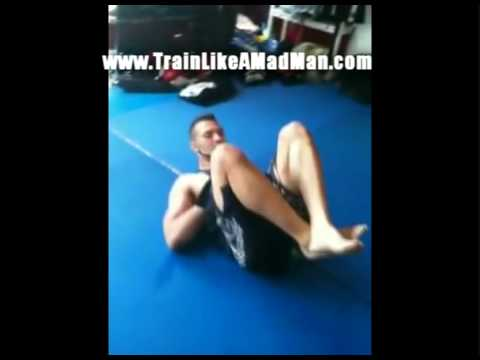 TrainLikeAMadMan.com SPYCAM catches Team Lloyd Irvins Brazilian Jiu Jitsu ...