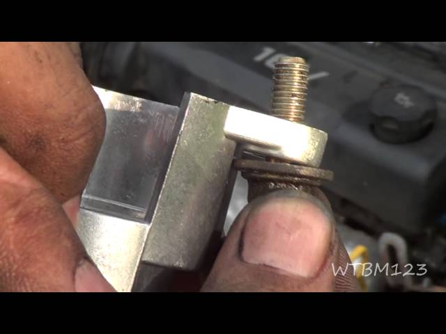 Chevy Aveo Plastic Thermostat Housing Leaks