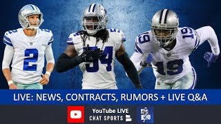 Cowboys Report Live With Tom Downey (08/15/2019)