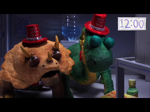 Dinosaur Office: New Year's Eve Party