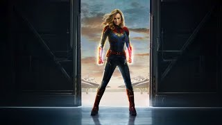 Captain Marvel can lift Thor's Hammer
