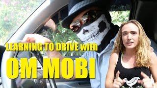 Om Mobi Ngajarin Nyetir (Learning to drive with Om Mobi)