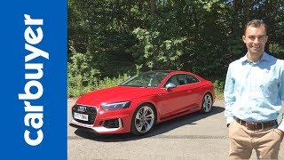Audi RS5 Coupe in-depth review - Carbuyer