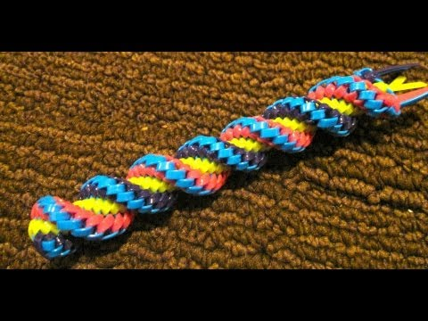 Corkscrew supertwist stitch doing the stitch youtube for What can you make out of string
