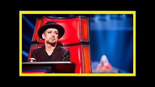 Boy George, 56, mourns death of young friend from The Voice Australia: 'A brave, beautiful soul'